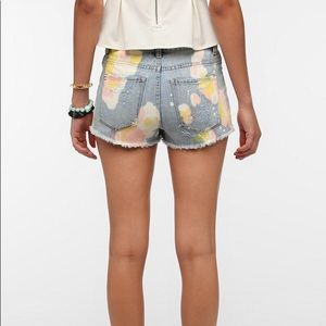 Urban Outfitters BDG Dree high waisted Dree cheeky